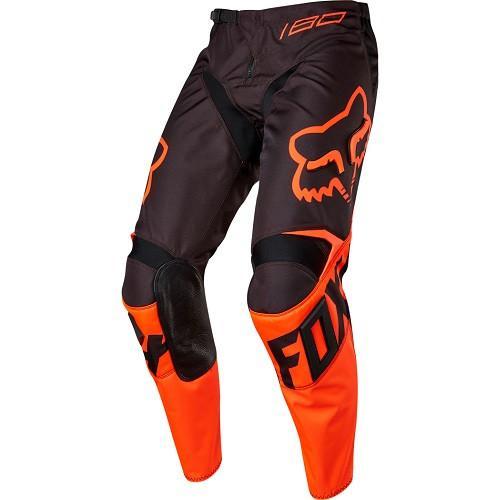FOX 2017 Youth 180 RACE Pants Orange